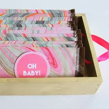 How To Put A Box Together How To Put Together A Baby Shower In Two Hours