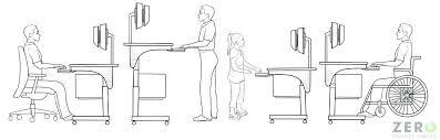 Height Of Office Desk Height Of Average Desk 4wfilm Org