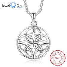 sted necklace geometric pattern large pendant necklace 925 sterling silver