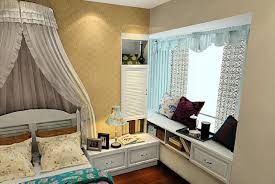bay window seat bedroom contemporary with area rug bay window