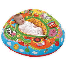 Baby Learn To Sit Chair Galt Toys Farm Playnest Amazon Co Uk Baby