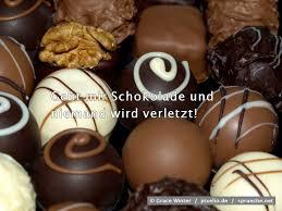 sprüche über schokolade pralinen sprüche bilder sprueche net