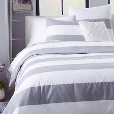 grey and white duvet cover queen home design ideas