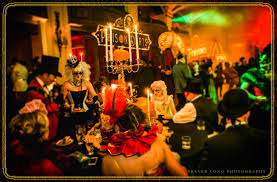 travel leisure images The world 39 s most spectacular masquerade party is in detroit jpg