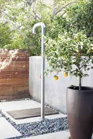 Teak Outdoor Shower Enclosure by Best 25 Pool Shower Ideas On Pinterest Garden Shower Backyard