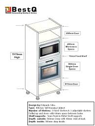 Kitchen Oven Cabinets Kitchen Cabinet Microwave Oven Dimension Google Search Do Go