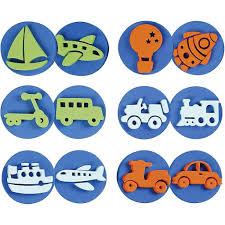 kinder bastelsets kids craft kits stamp made of foam rubber