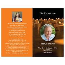 memorial card card religious 3