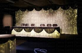 Wedding Drape Hire Backdrops Glow Event Decor