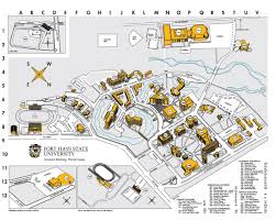 Elac Campus Map Kennesaw State Campus Map Dna Mapping