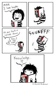 Books Meme - love books sarah s scribbles know your meme