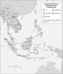 Southeast Asia Map by Anandaroop Roy Islam In Southeast Asia