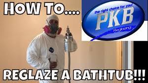 How To Reglaze A Tub How To Reglaze A Bathtub Do Not Diy Phillips Fambam Diy Youtube