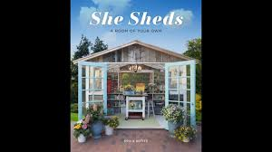 she sheds erika kotite central texas gardener youtube