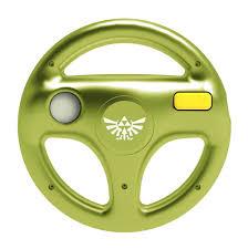 wii volante hori volante de carreras edici祿n para wii u verde