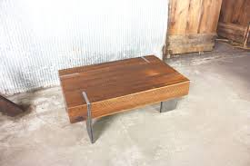 modern timber coffee tables modern reclaimed wood timber coffee table solid steel legs what