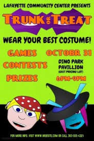 customizable design templates for trunk or treat poster postermywall
