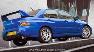 lancer mitsubishi 2005 2005 mitsubishi lancer evolution youtube