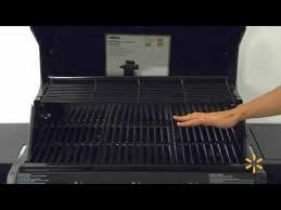 uniflame 46 000 btu 3 burner gas grill with side burner choice of