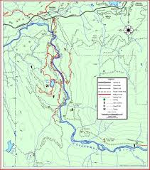 Whistler Canada Map by Recreation Sites And Trails Bc