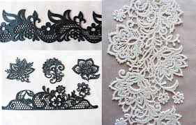 how to make edible lace the low down the adventures of little