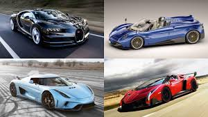 sports cars 2017 20 most expensive new cars of 2017
