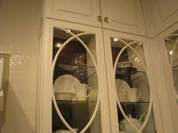 Glass For Cabinet Doors Geometric Leaded Glass Cabnet Door Panel - Glass kitchen doors cabinets