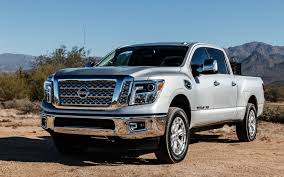 truck nissan titan 2016 nissan titan xd fitting in with the big boys the car guide