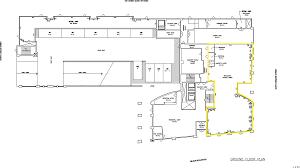 Pepsi Center Floor Plan by Arlington Va 3409 Wilson Boulevard Retail Space Klnb Retail