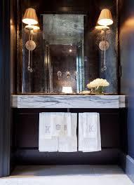 Vanity Powder Room Bathroom Christine Dovey