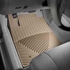 lexus brand floor mats weathertech w174tn all weather 1st row tan floor mats