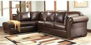 leather and microfiber sectional sofa leather couch sectional brokenshaker com