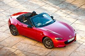 the new mazda mazda mx 5 miata is elected the world car of the year 2016