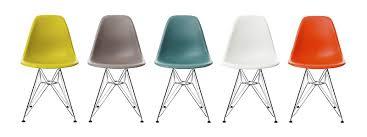 Molded Plastic Armchair Elegant Herman Miller Eames Molded Plastic Chair With Hermanmiller