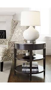 Round Coffee Table With Shelf Best 25 Side Table Lamps Ideas On Pinterest Side Board Dining