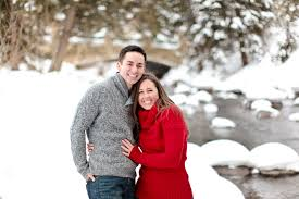 Engagement Photos Vail Winter Engagement Photography 1014 Becky Colorado