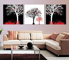 online get cheap pictures dining room aliexpress com alibaba group abstract black and white still life art canvas paintings beautiful modern tree scenery dining room picture