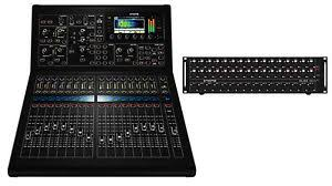midas console new midas m32r 40 channel digital mixer console dl32 32 ins 16