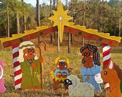 gingerbread yard etsy