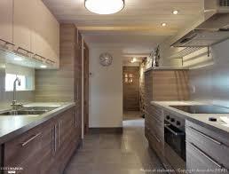cuisine savoie création appartement dans ancienne grange en haute savoie amandine