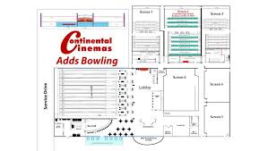 Movie Theater Floor Plan Cinema Owners To Expand Add Bowling Alley The Troy Messenger