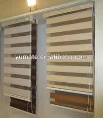 Roller Blinds Fabric New Design Of Combi Double Roller Blind Fabric Zebra Fabric
