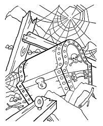 bluebonkers caribbean pirates coloring pages cartoon pirates