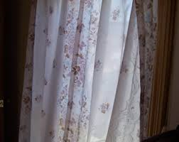 Pinch Pleated Semi Sheer Curtains Pinch Pleated Sheers Etsy