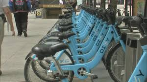 Chicago Divvy Map Divvy To Be Largest Bike Share Program In North America