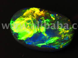 composite natural opal lightning stone lightning stone suppliers and manufacturers at