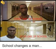 Meme Bucket - meme bucket com fir of school h day of school school changes a man