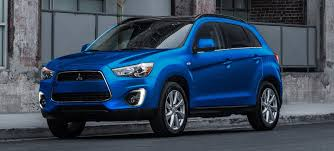 mitsubishi outlander sport 2016 blue 2015 mitsubishi outlander sport revamped with cool led running