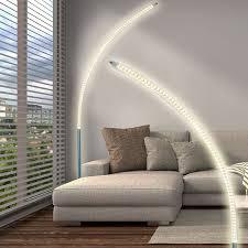 Esszimmertisch Lampe H E Stehlampe Gebogen Stand Leuchte Led Stehleuchte Stand Design Lampe