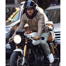 cool motorcycle jackets biker ryan reynolds brown leather jacket prostarjackets